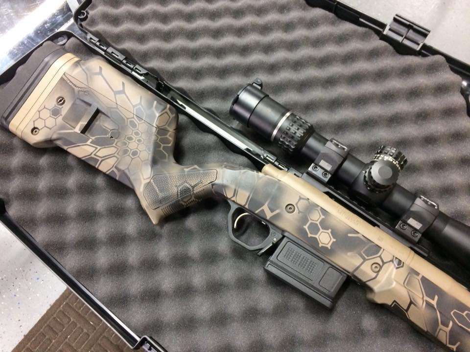 long gun brown spatter.jpg