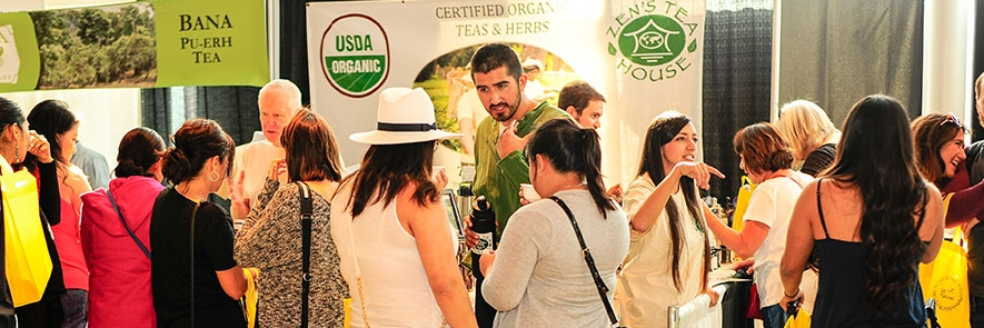 Los Angeles International Tea Festival:  Helping people through the power of Tea.