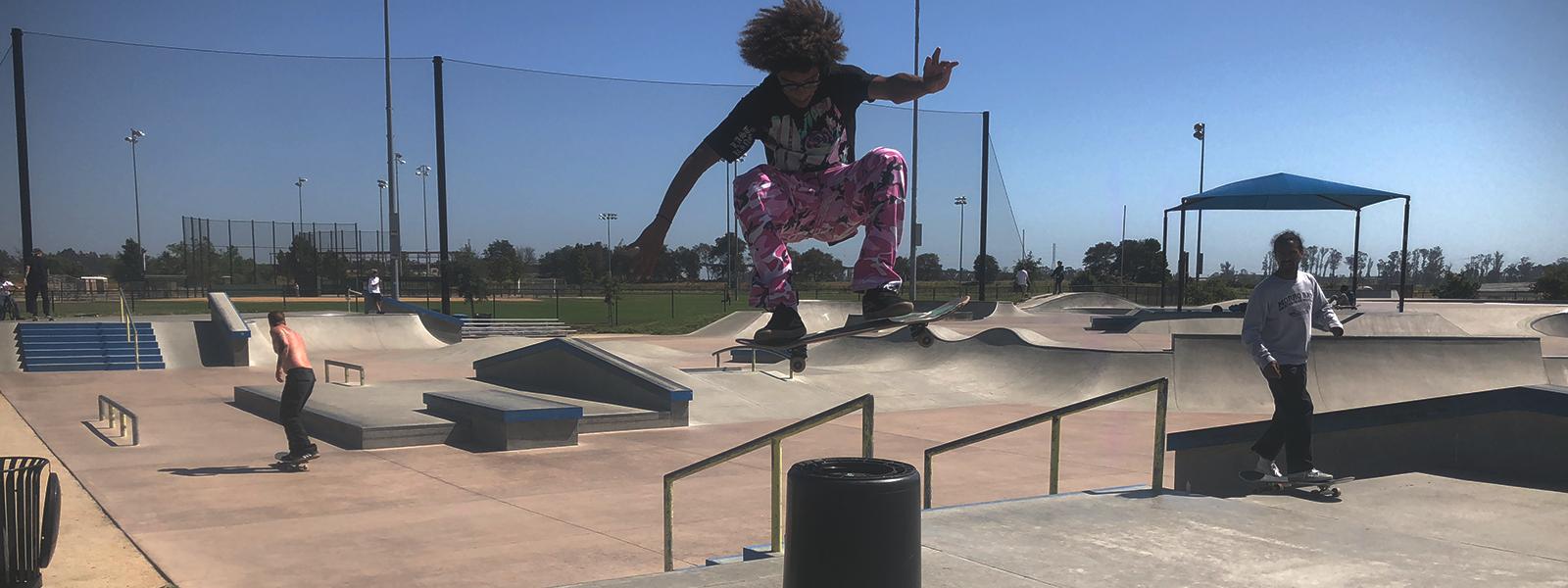 6/26Napa Skate Trip - 8 AM - 9 PM