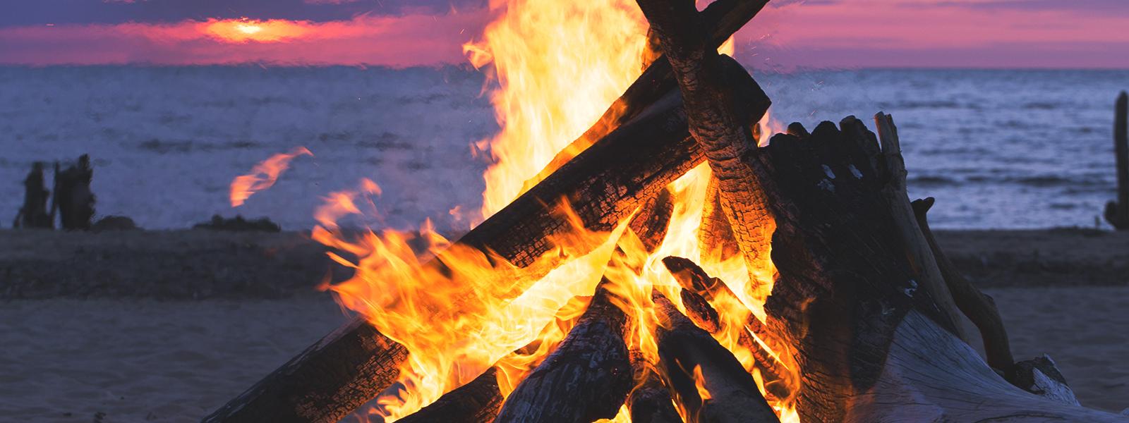 7/31Blacks Beach Bonfire - 7 PM - 9 PM