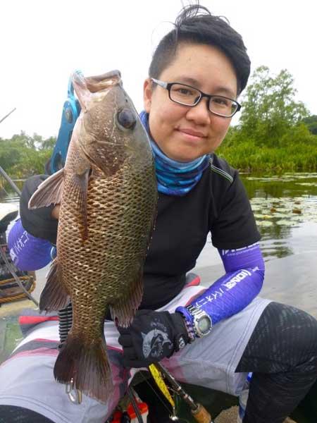 Sportfishing Lanka Bolgoda Lake Mangrove Jack