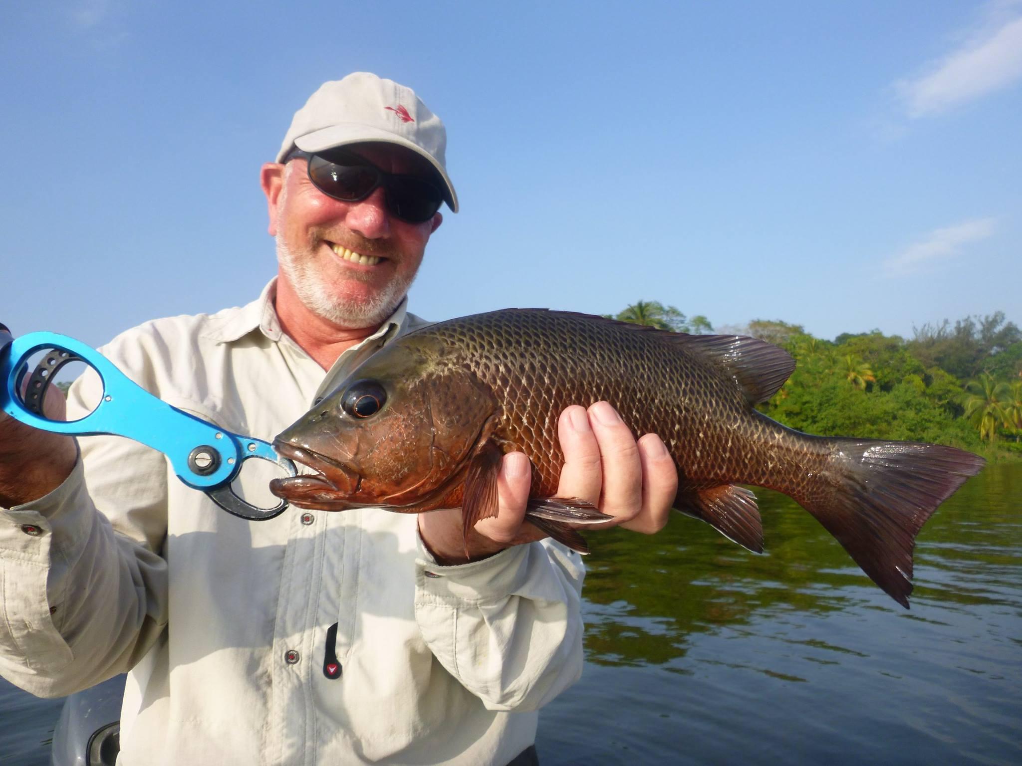 Lure fishing Sri Lanka Bolgoda Lake Mangrove Jack .jpg