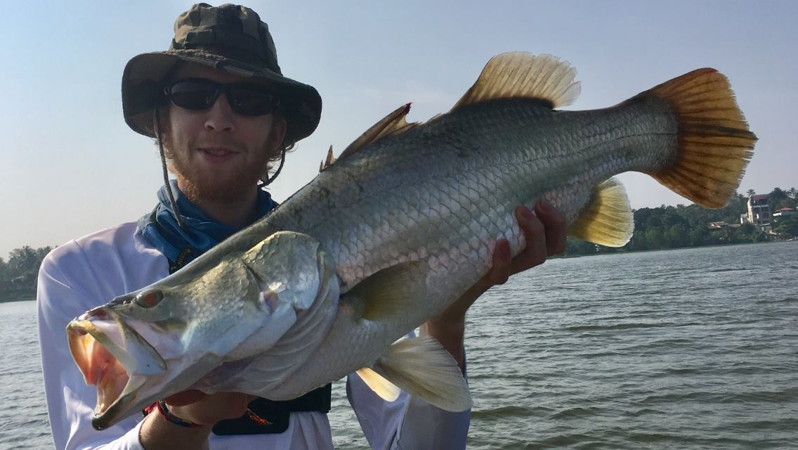 Barramundi fishing tour Sri Lanka Bolgoda Lake.jpg