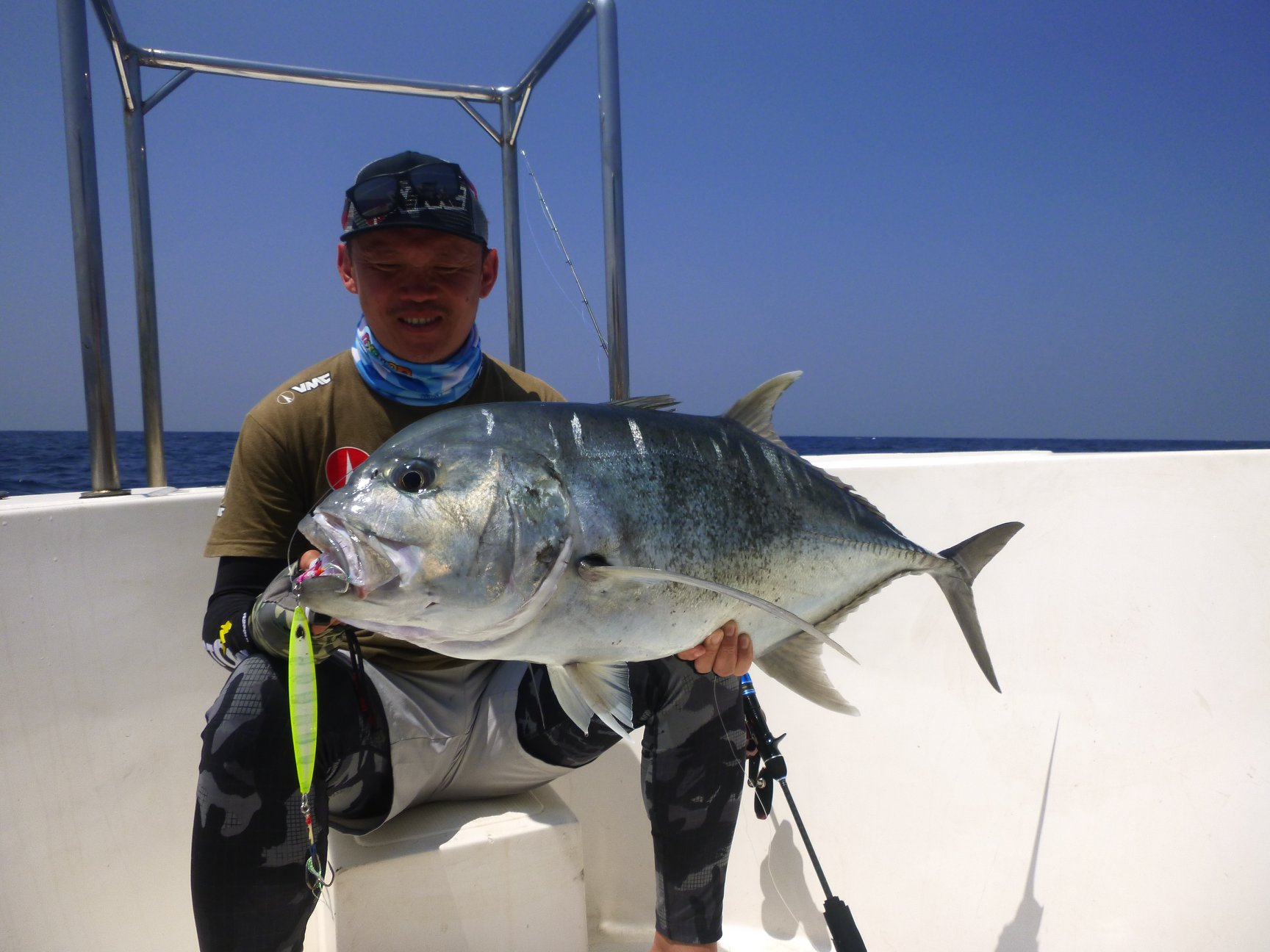 GT fishing Sri Lanka Jigging Gomoku Storm Kensakei.jpg