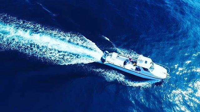 First ride with our new sea fishing boat, absolutely awesome !!! #fishingsrilanka #gtpopping #jigging #biggamefishing #saltlife🎣 #fishingguide #Sportfishinglanka #srilankafishing #powercatamaran #yamahaoutboards #garmin