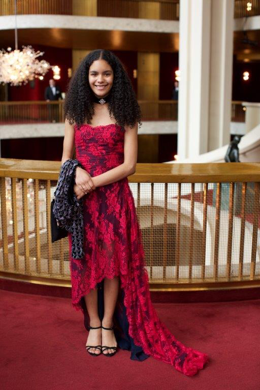 Layla at the Metropolitan Opera House, New York