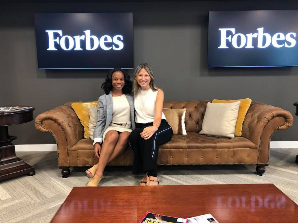 Dominique Fluker Worque Writer at Women at Forbes for Black Women The Everyday Lemonade