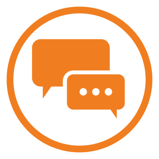 1afb4038427b2bd8edd275940aea269d-chat-service-icon-by-vexels.png