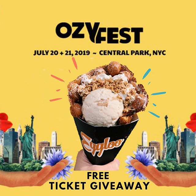 🚨 Contest Alert 🚨 Who wants to see @JohnLegend, @ToveLo, @BetooRourke, @RonnieChieng, and more?! This could be your lucky day. Starting today, we are partnering with @OZY to send a lucky winner with a pair of tickets to @OZYFest on 7/20-7/21!  Winner will be selected and notified via private message on 7/15  Enter for a chance to win by: 1. Following @myeggloo, @OZY, and @OZYfest 2. Like this post and tag someone you want to bring to @OZYfest to if you win! ** Multiple entries are allowed to increase your chances of winning (one tag per comment)! 👉🏼For bonus entries, post any photos of your @myEggloo, tag us, and tell us who you are most excited to see at @ozyfest if you win! *Giveaway is open to US Only and is not sponsored, endorsed or administered by, or associated with Instagram. Winners will be notified via private messages with details on how to claim their prize.