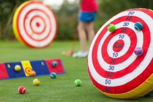 SNAG Equipment is used for half of our classes as students learn to transition to golf clubs.