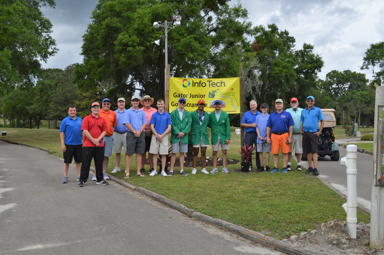 2018 Golf Tournament -