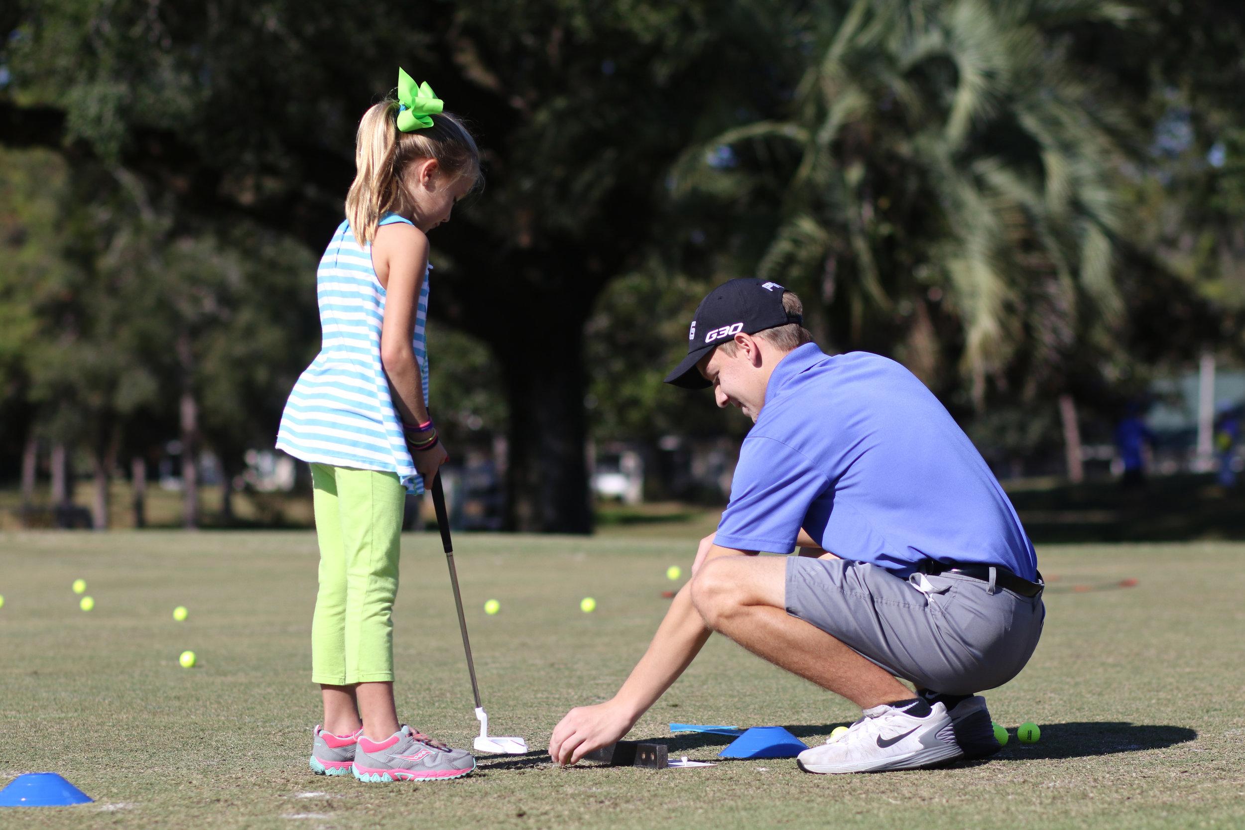 Fall 2017 Golf Classes -