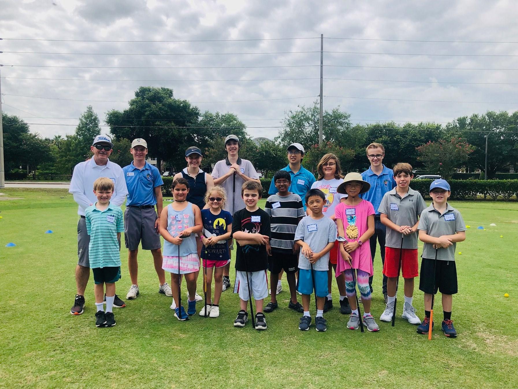Summer2019 Golf Classes -