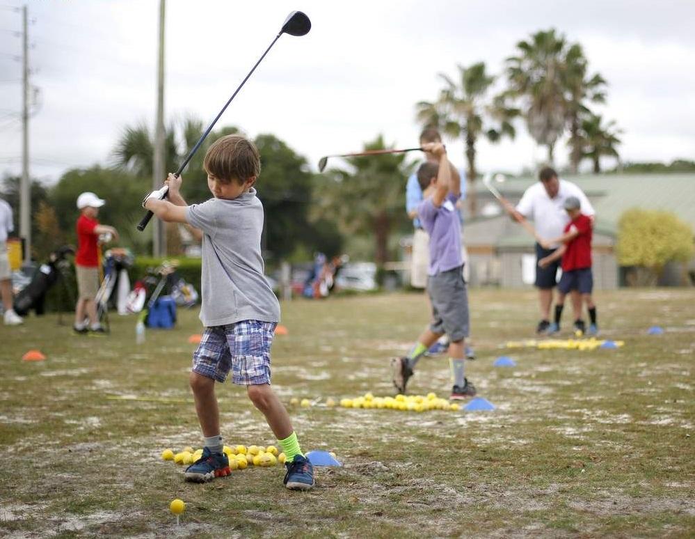 2018 Golf Classes -