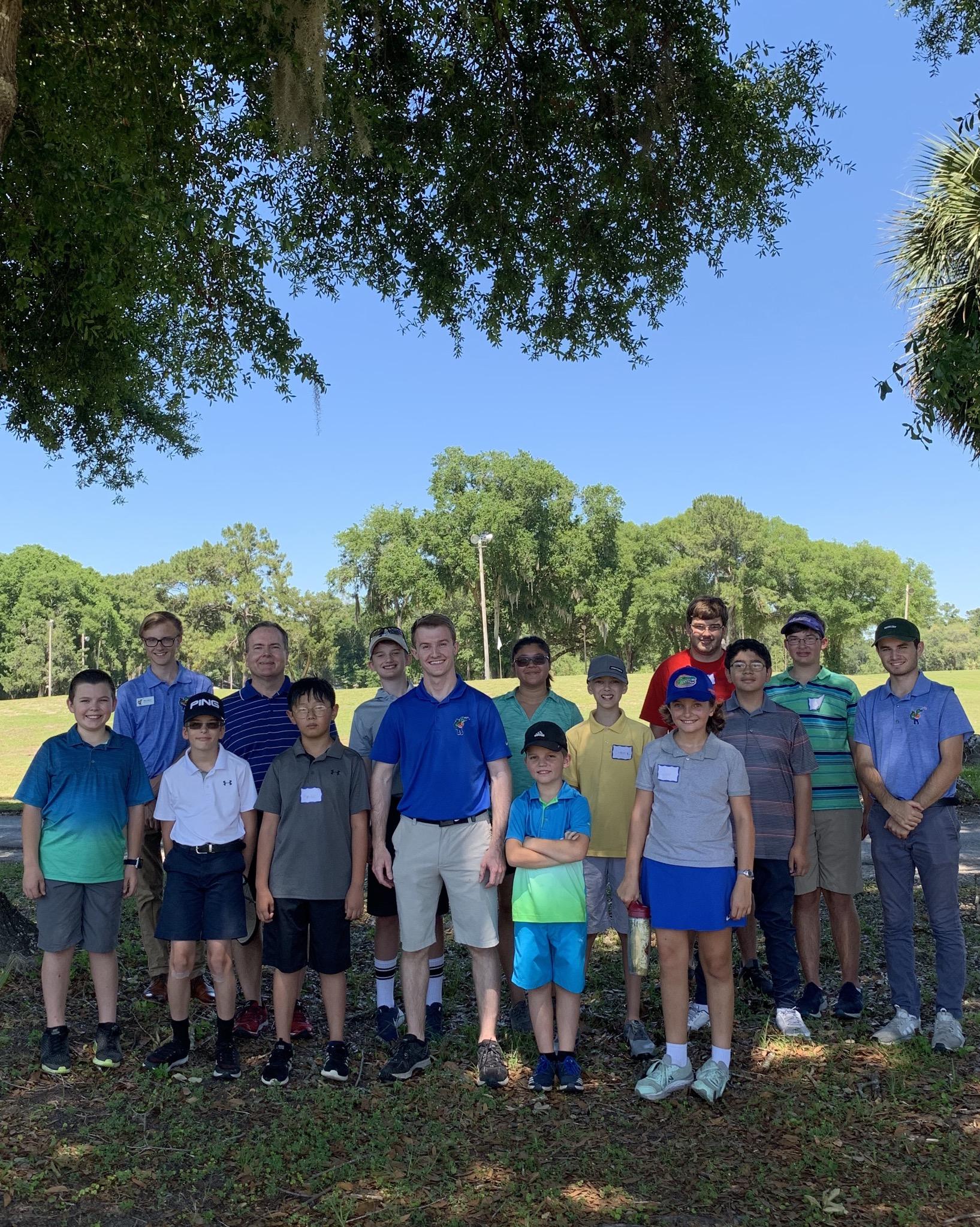 Spring 2019 Golf Classes -