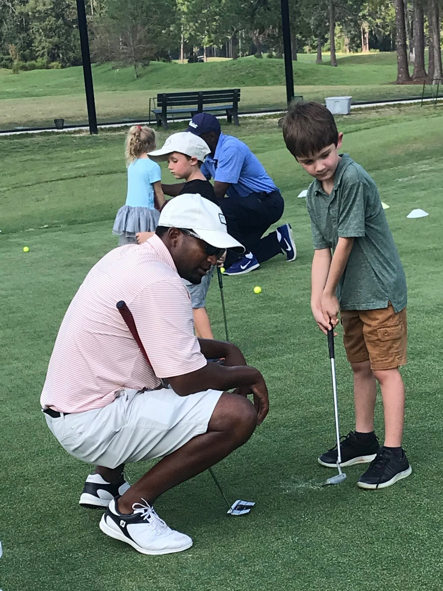 Eric Thomas, PGA Apprentice    Head Professional at Ironwood Golf Course    Lead Instructor: Beginner