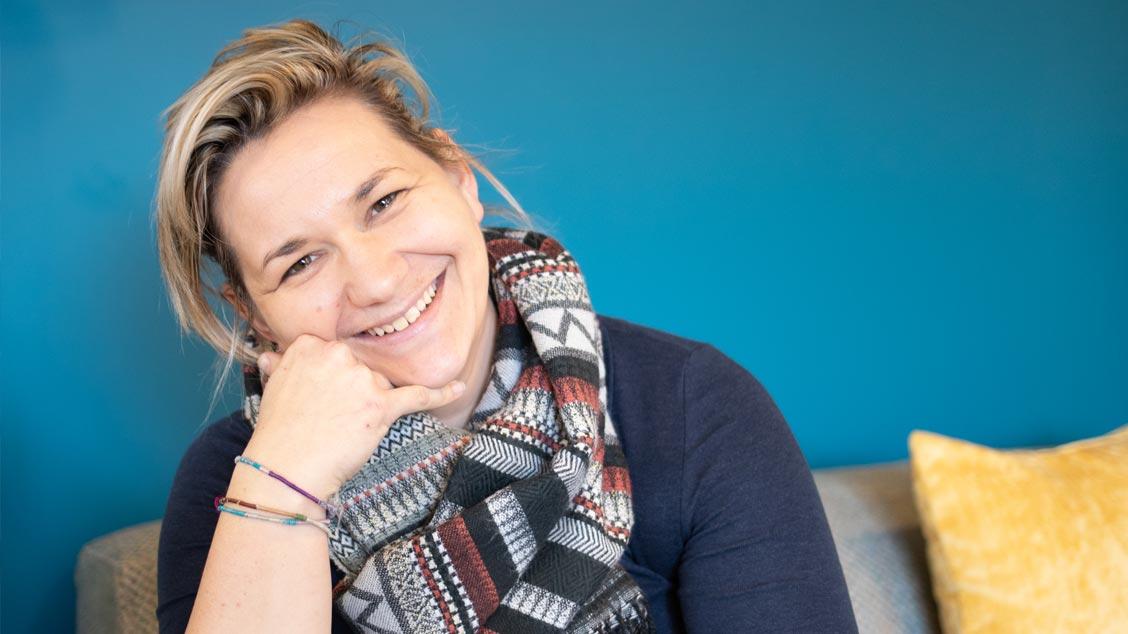 Virginie Huraux par Cillia Ciabrini