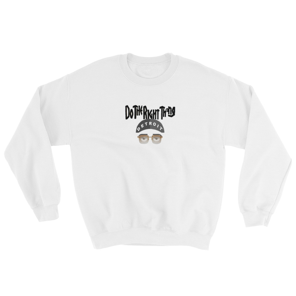 Do the right Thang Sweatshirt -