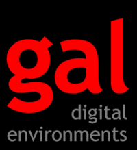 GAL Digital Environments- TV and audio installation