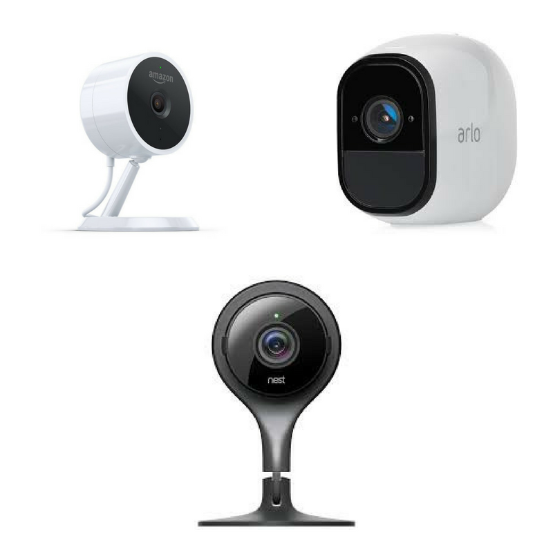 Amazon ,  Arlo , and  Nest  Security Cameras: Give the gift of sight! Amazon, Netgear, and Nest all put their latest smart security cameras in the ring this holiday season, and She's Wired thinks they make a practical addition to any gift list. Perfect for everyone you want to keep safe.