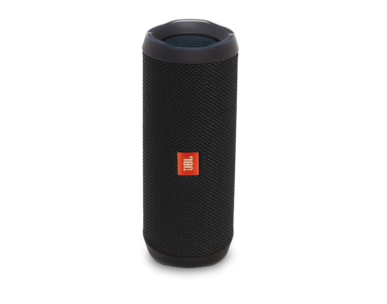 JBL Flip 4:  Need a Bluetooth speaker that is waterproof for on-the-go moments? Connect up to two Bluetooth devices for some impressive stereo sound.