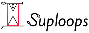 Suploops logo
