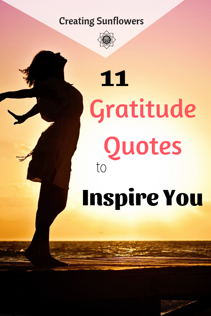 Learn to be Grateful, 11 Gratitude Quotes to Inspire You.png