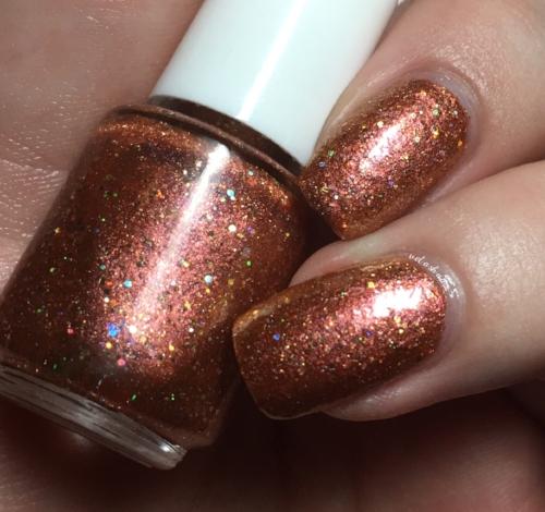 Keyleth nail polish. Photo credit: Dragonsworn Cosmetics