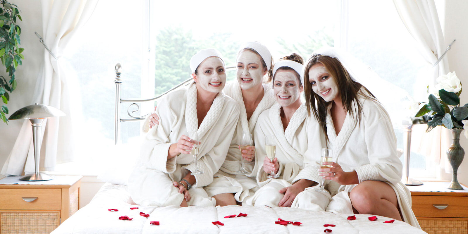 Group Spa Party