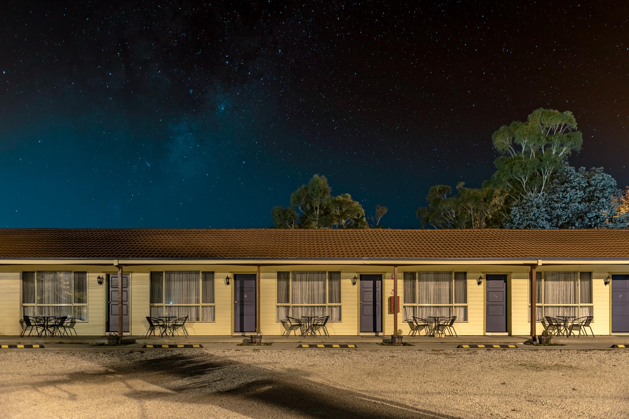 Hotel Motel 101 - Brett Patman