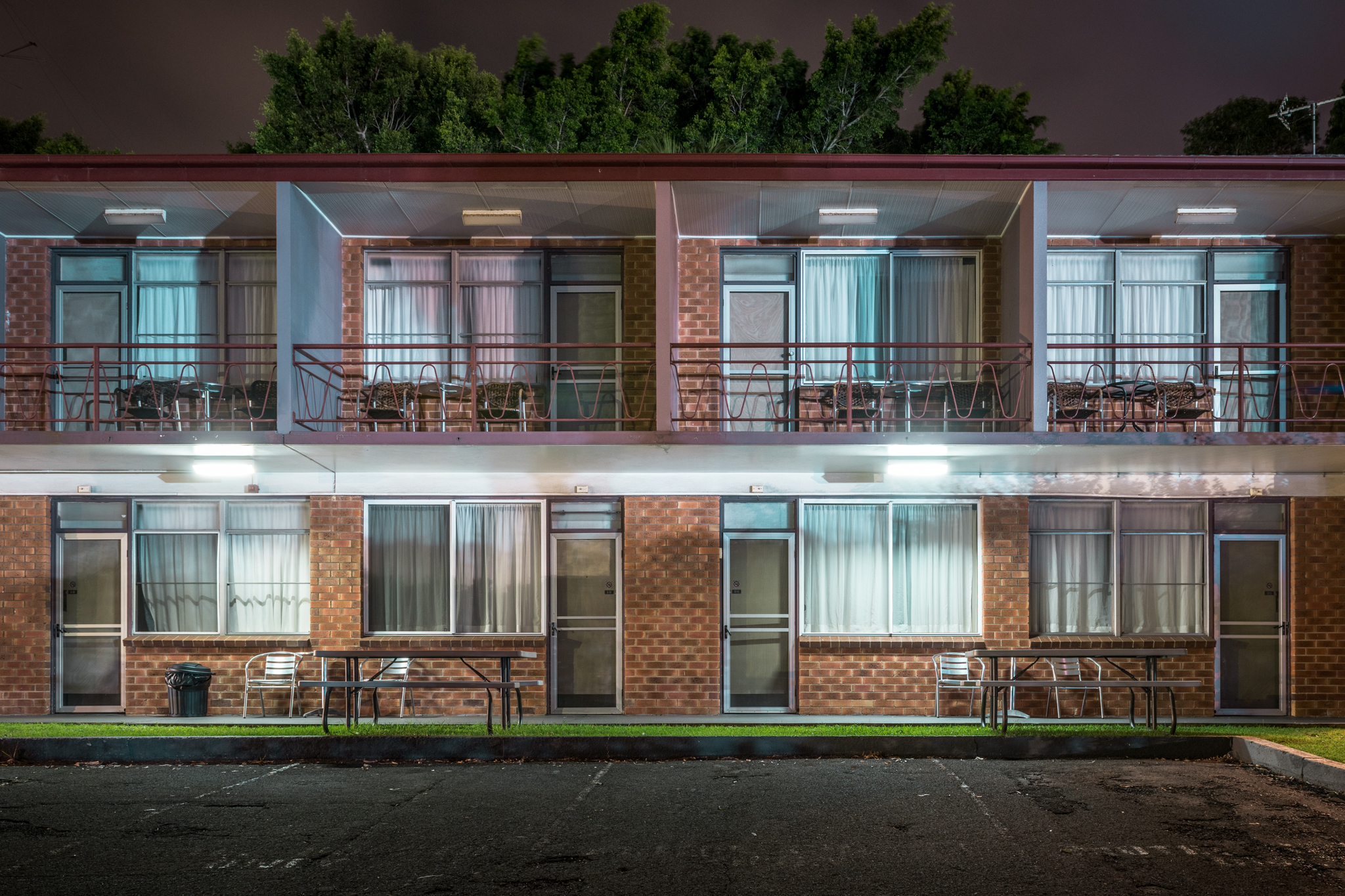 Flinders Motel, Wollongong | A 6-minute walk from North Wollongong train station, this low-key motel is also a 14-minute walk from North Wollongong Beach and 1.9 km from the WIN Entertainment Centre arena. Airy rooms feature flat-screen TVs, minifridges, and tea and coffeemaking facilities. Some add bunk beds. Amenities include complimentary parking, a Thai restaurant and a communal kitchenette, as well as a guest laundry and a BBQ area. $140 Per night.