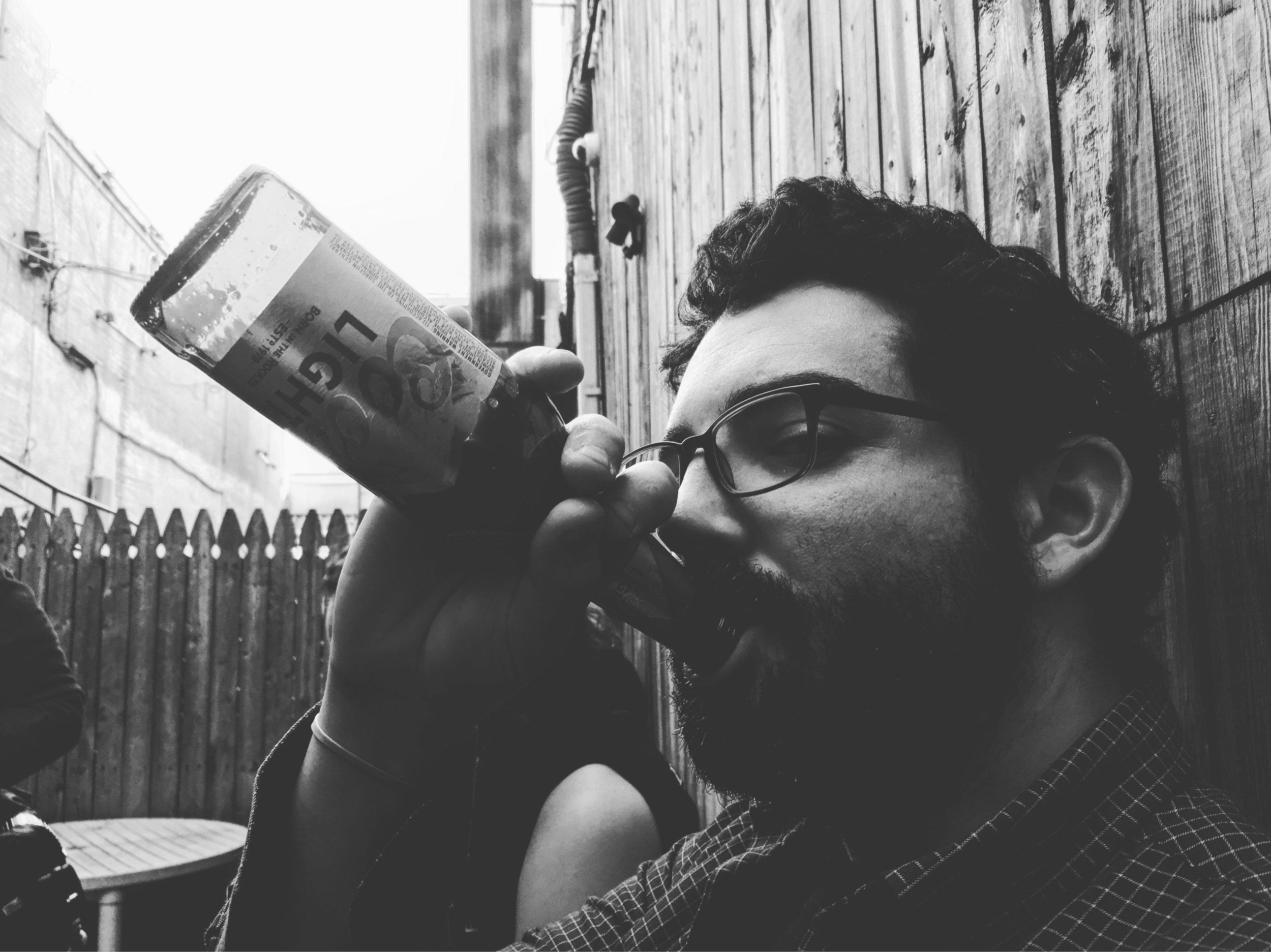 Bottle Up & Wisnieski (Keenan's)