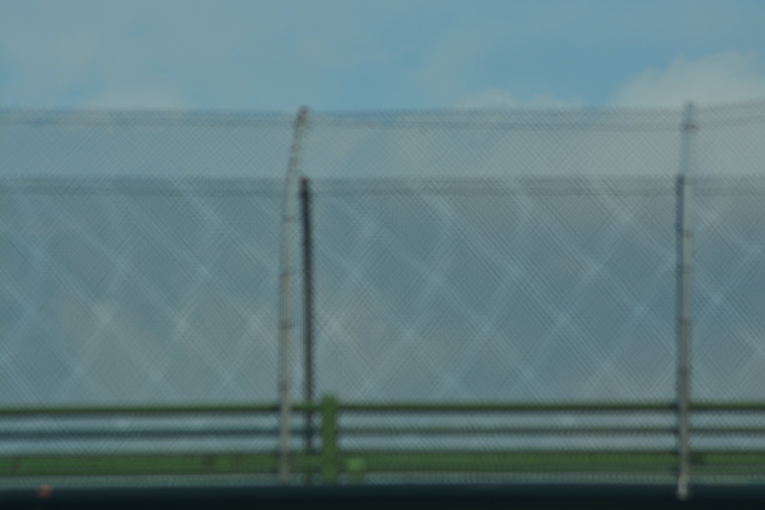 Overpass Fence