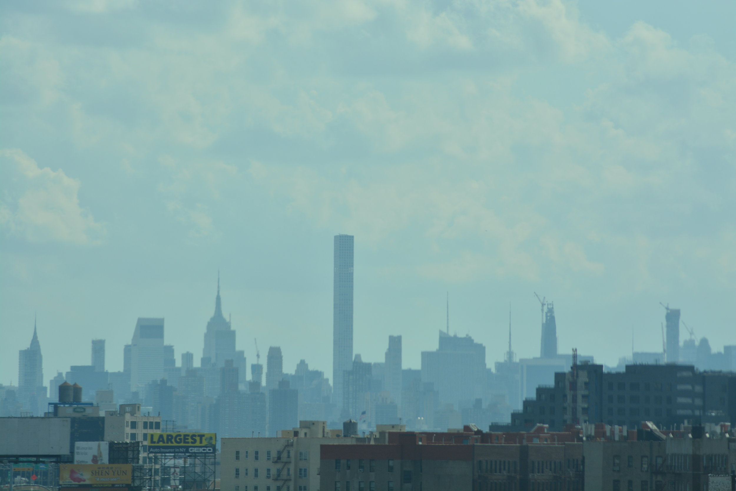 the Bronx // Manhattan