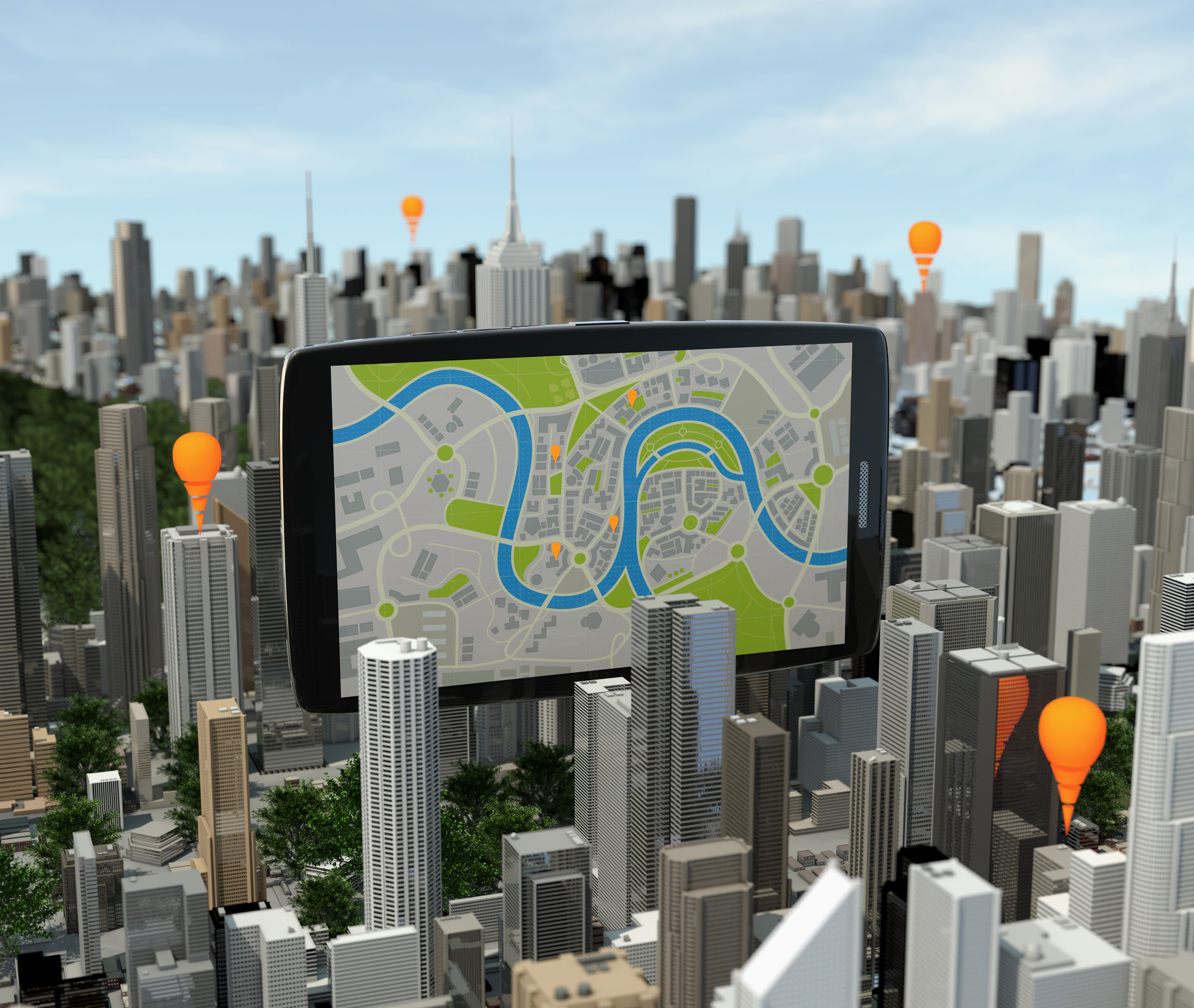 Geographic Information System Services -