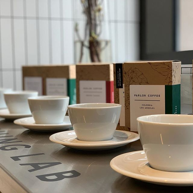 CUPPING TOMORROW!⁣ Calling all rebels! We will be having a cupping tomorrow with #parlorcoffee at our Brooklyn location 71 Smith St.⁣ ⁣ Whether you're a coffee enthusiast or simply a caffeine maniac, Parlor Coffee will be cupping all their beans for the public!⁣ ⁣ The cupping will take place from 4-6pm. Don't sleep on this event!⁣ ⁣ #rebelscollective #coffee #coffeecupping #cupping #whitenoisecoffeeco #caffeinated #tasting #parlorbeans #coffeemaniac