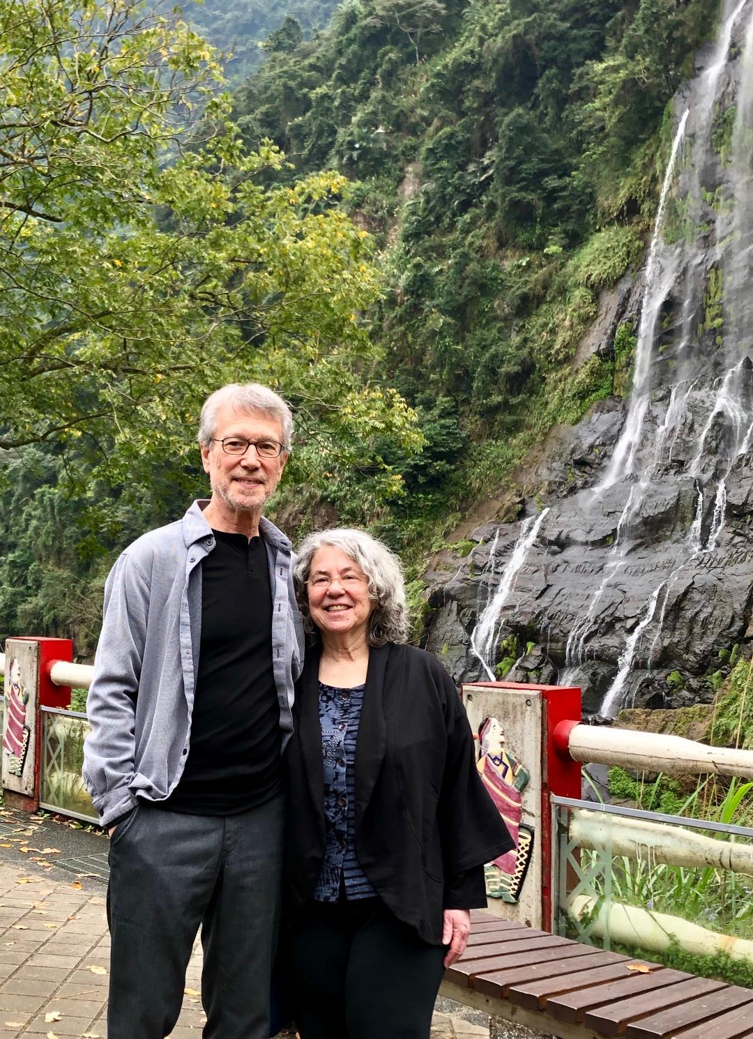 J & G Taiwan waterfall.jpg