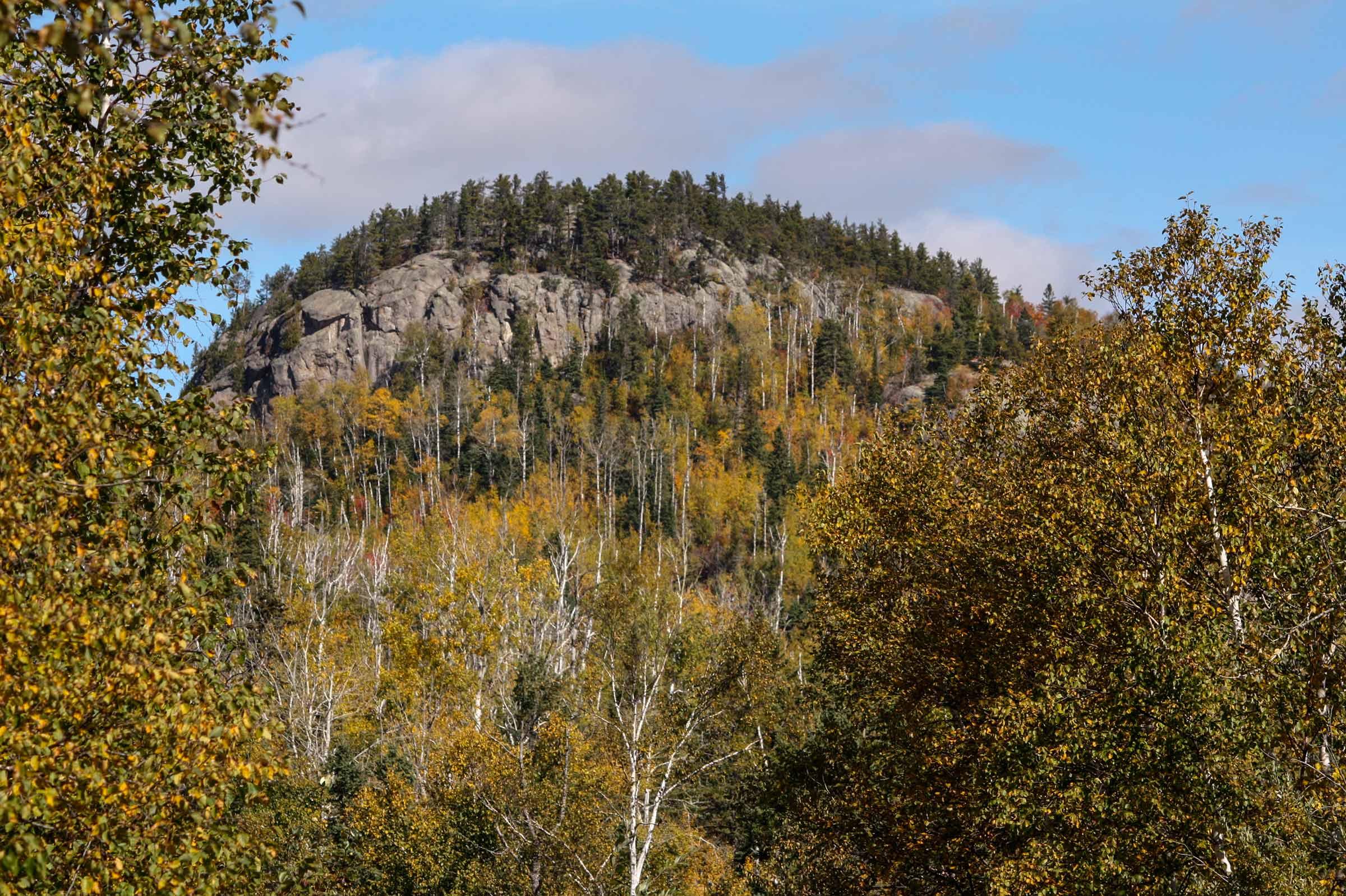 Carlton and Tofte Peak