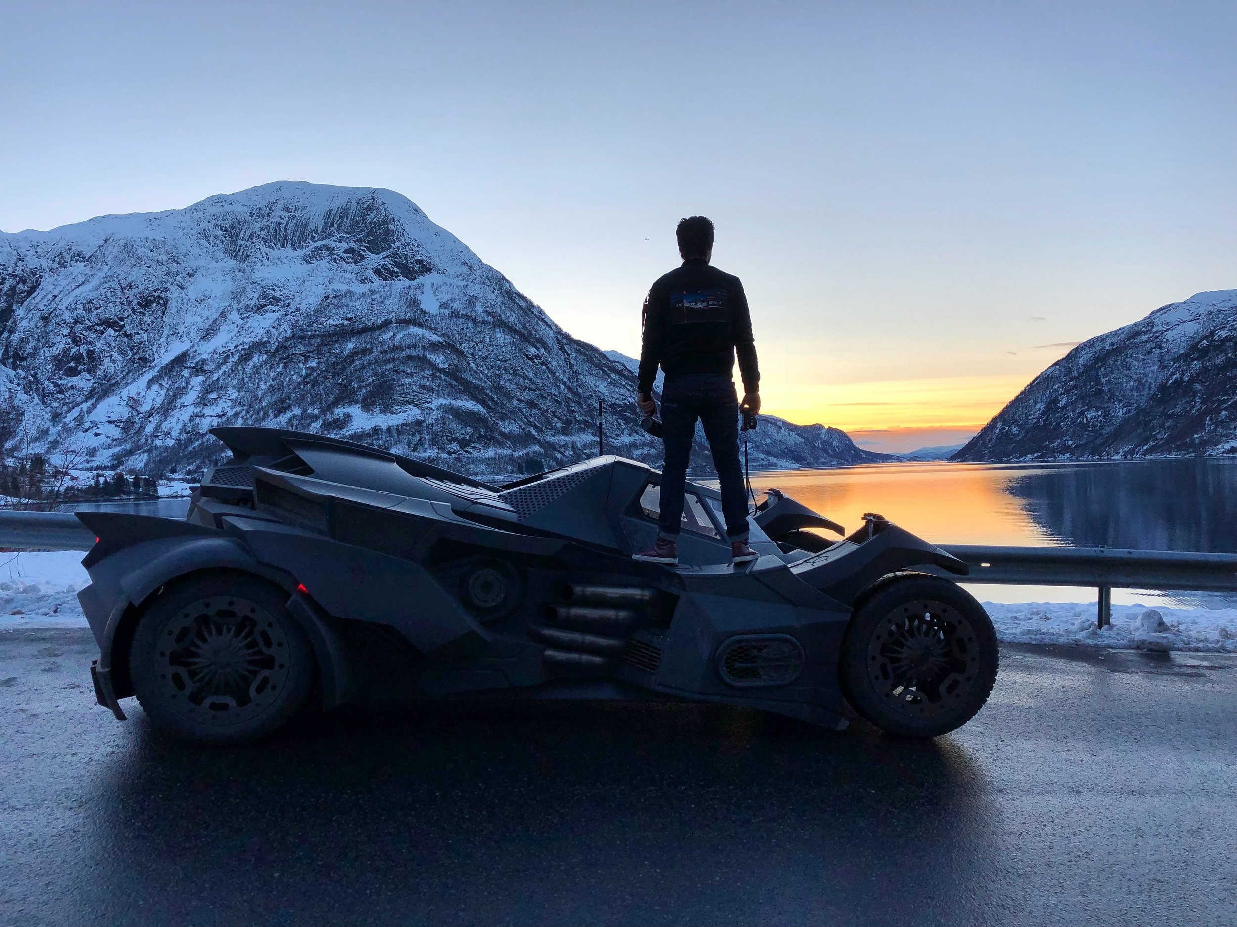 Team Galag Batmobile | Bergen | Norway