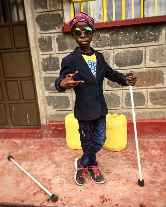 Staff with style! . . .  @nakuru_hope_org  #SponsorAStaff #Socialcircus #atriskyouth #movementart #personalawareness #encourageexpression #discipline #fostercommunity #selfesteem #physicalcoordination #communication #adaptabilityskills #portrait #fidgetstick #childrensportrait #community #youthworkshops #workshops #performances #pwbkenya2018 #youthcoach #youthflow #gabrielslearningcenter #performerswithoutborders #kenya #nakuru #children #downwiththestickness #contactstaff