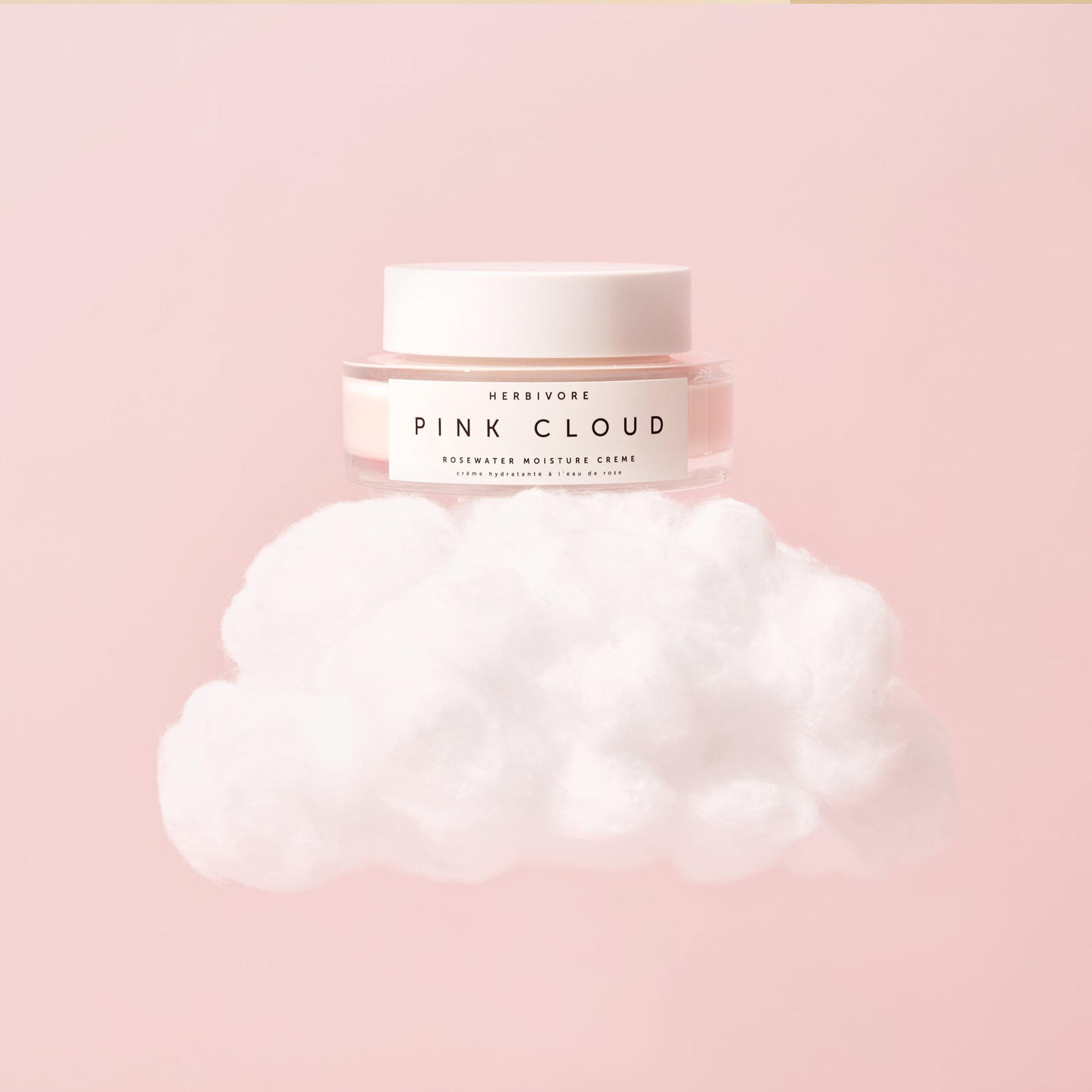 herbivore pink cloud launch