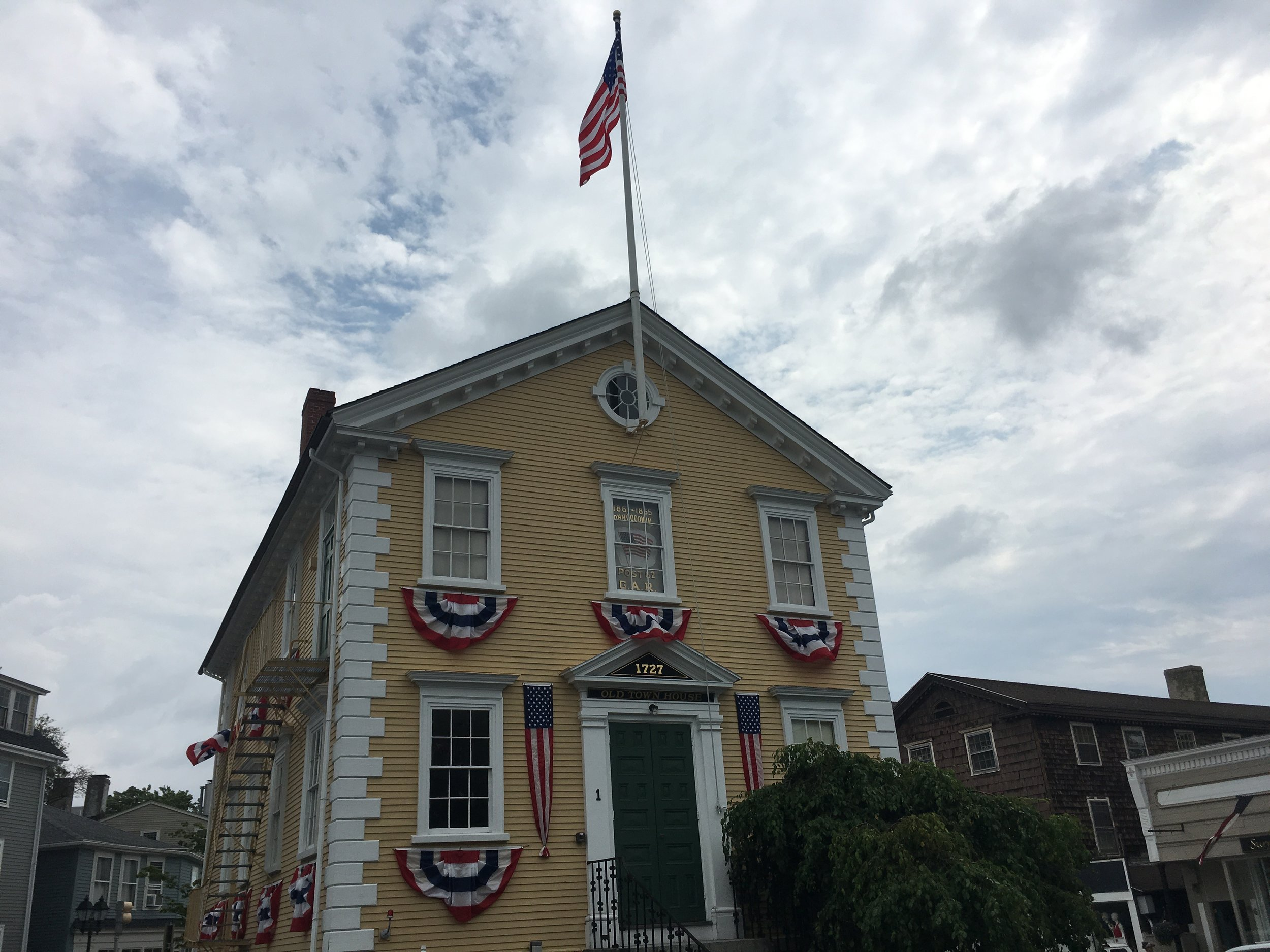 Scenes from Marblehead