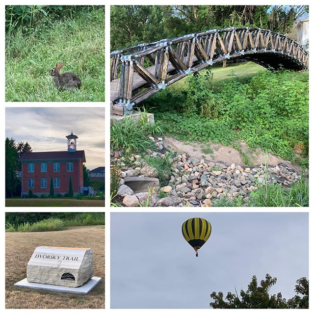 A walk around #coralville #walking #womenwhohike