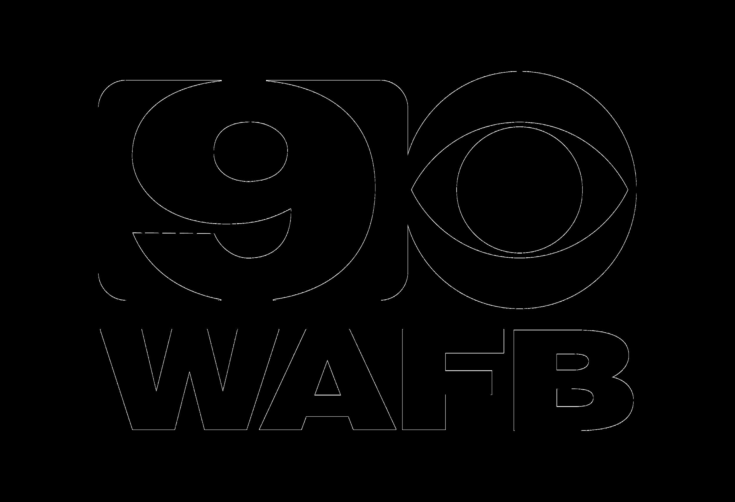 WAFB Black Logo.png