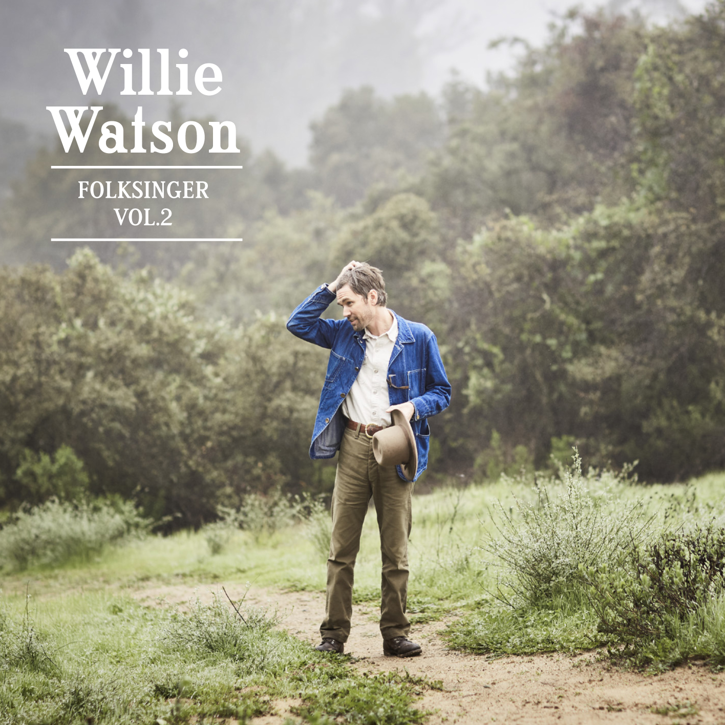 Willie Watson Folksinger Vol. 2