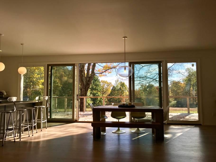 Modern Rural House Levrat Design