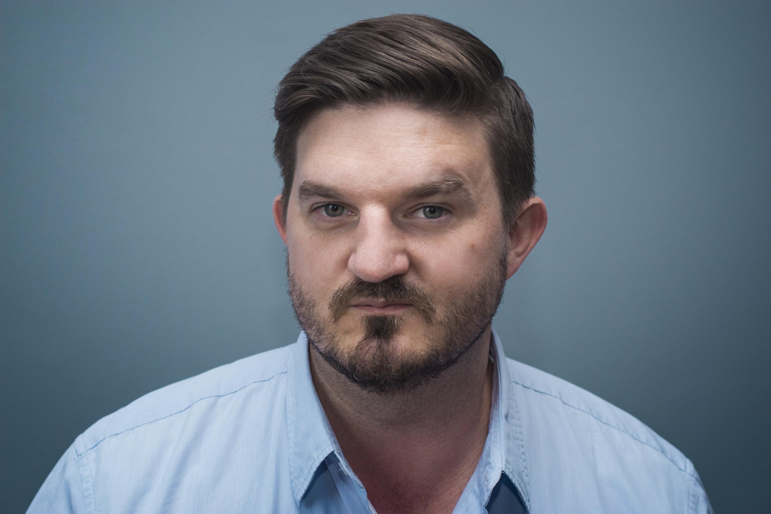 CREATIVE EDITOR <em>Colin Loughlin</em>