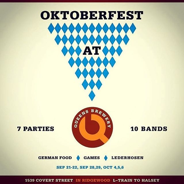 Last chance for Oktoberfest at @howlintaco @queensbrewery We've for a great themed special goin' too! See y'all today! 🍺🌯🌮🍻 #howlintaco #queensbrewery