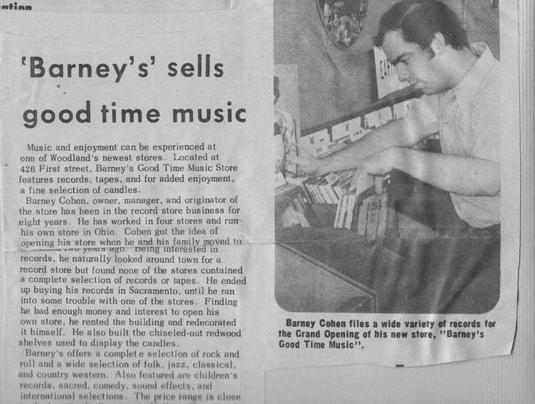 Barney's Good Time Music -