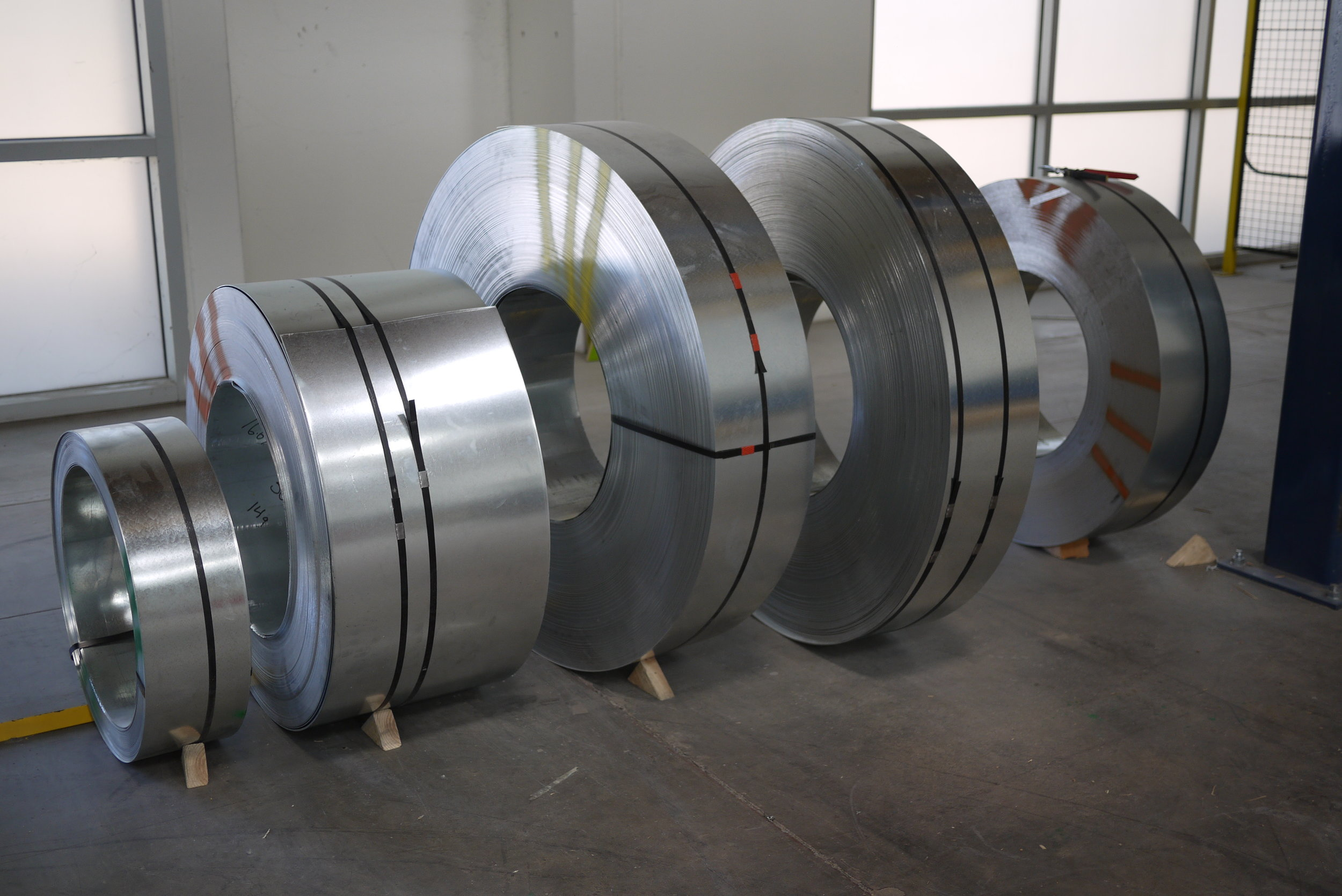 Steel Coils for Roll Former